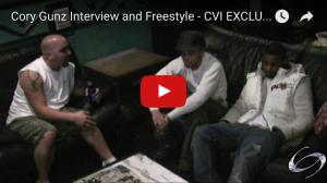 CORY GUNZ | Interview and Freestyle