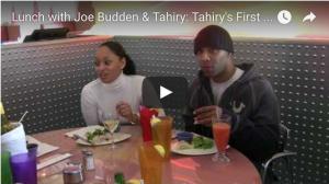 JOE BUDDEN & TAHIRY | Lunch pt. 1