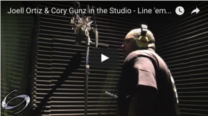JOELL ORTIZ & CORY GUNZ | In the Studio